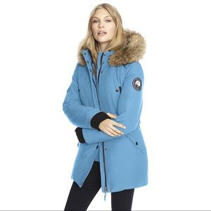 Alpinetex Down-Filled Extreme Cold Weather Water Repellent Winter Puffer Coat